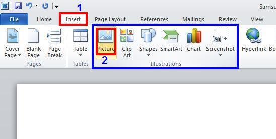 cara menyisipkan clipart pada microsoft word 2007 - photo #41
