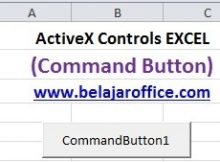 Command Button ActiveX Control