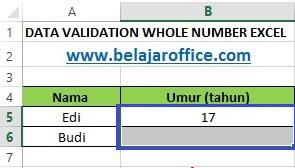 Contoh Data