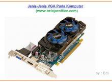 Pengertian VGA pada komputer