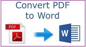 Cara Mengonversi PDF ke Microsoft Word
